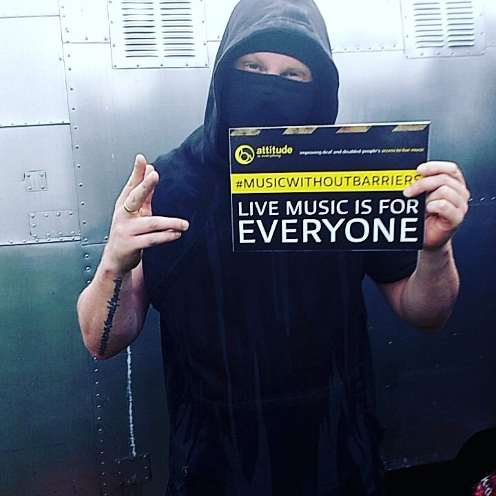 #musicwithoutbarriers @OfficialRandL https://t.co/juYJlbLZ0K