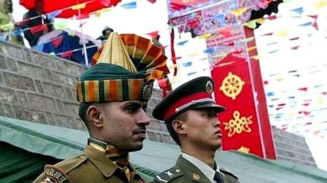 भारत और चीन के बीच भूटान सीमा पर जारी विवाद थमता हुआ नहीं दिख रहा है....
