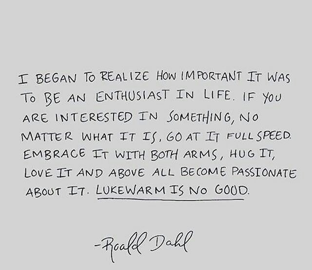 Happy #RoaldDahlDay! https://t.co/JeWunvbVSU