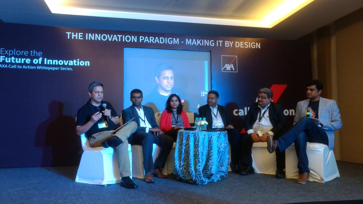 What works and what doesn&#39;t in the world of innovation Dipankar @infosys #axacta @AXA_BS<br>http://pic.twitter.com/PRDEPQeW50