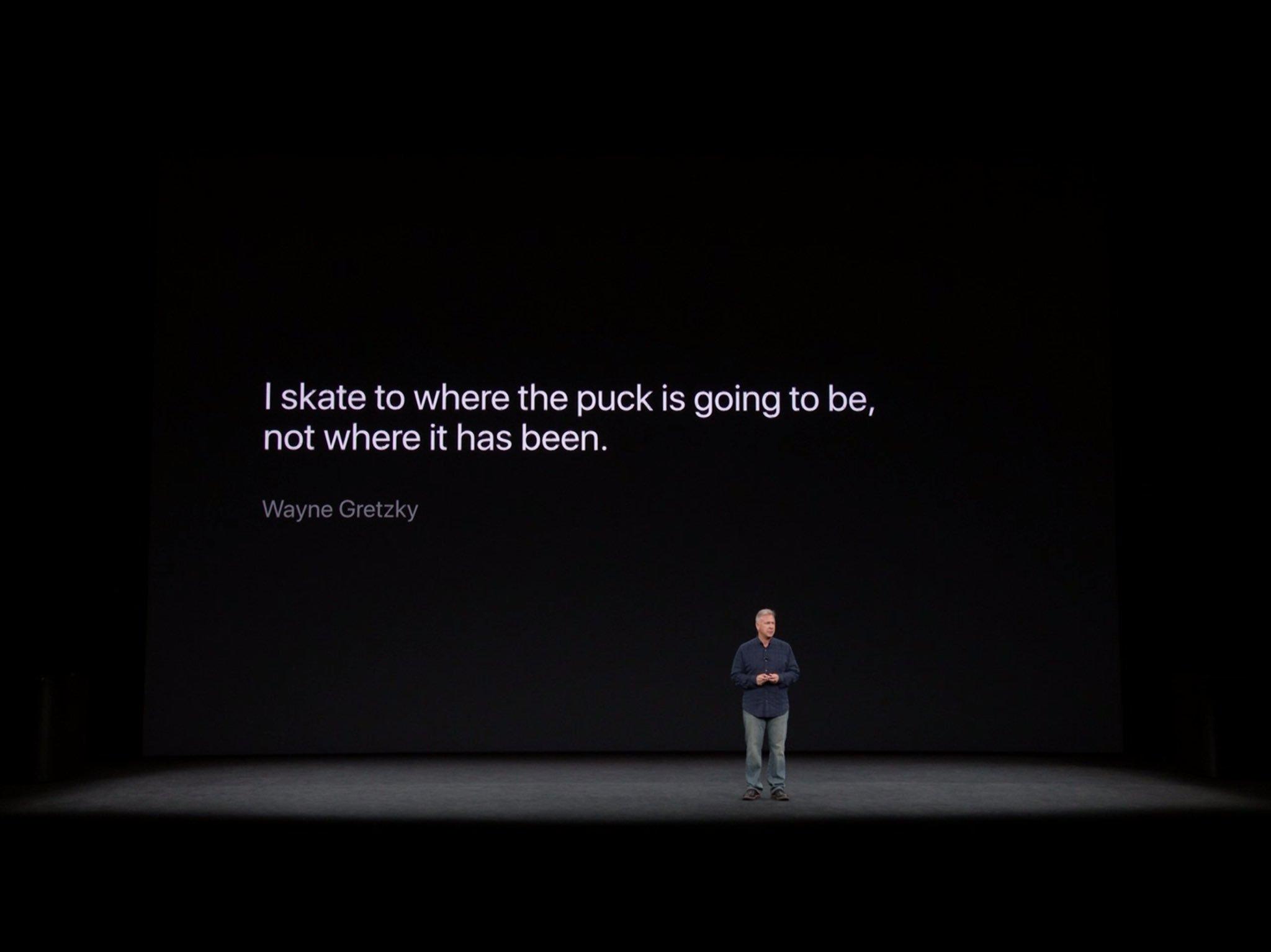 La verdad, yo me quedo mejor con esta frase del #AppleEvent de ayer. https://t.co/GbYmx8GYkO