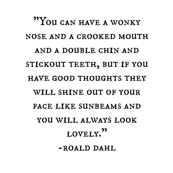 Wishing you all good thoughts for #RoaldDahlDay! https://t.co/ALD1FtiL...