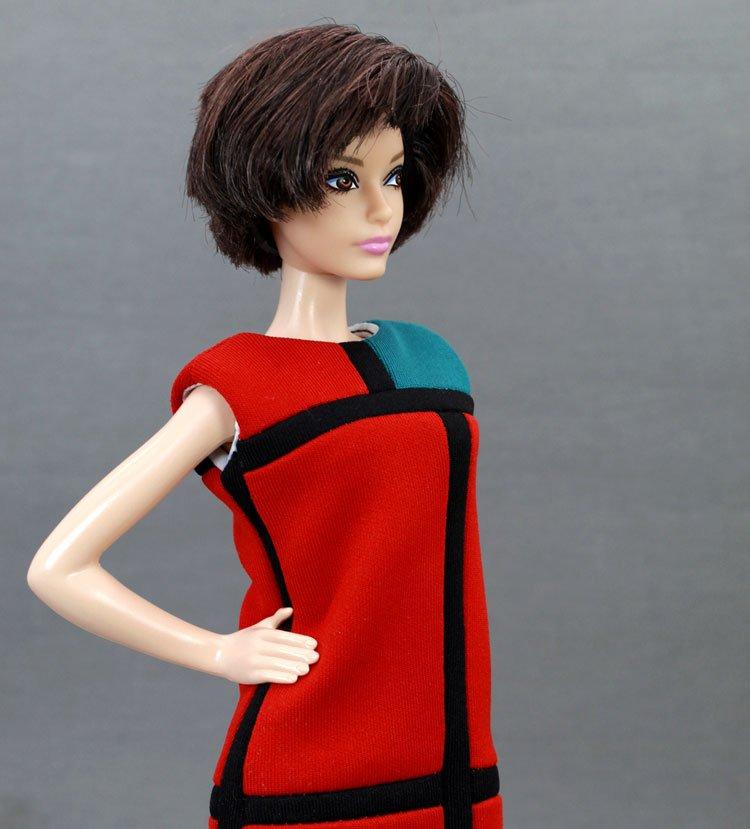ysl barbie