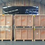 Delivery of an exciting new product range has just landed in our warehouse. Details to be released soon... #topsecret #innovation #avtweeps