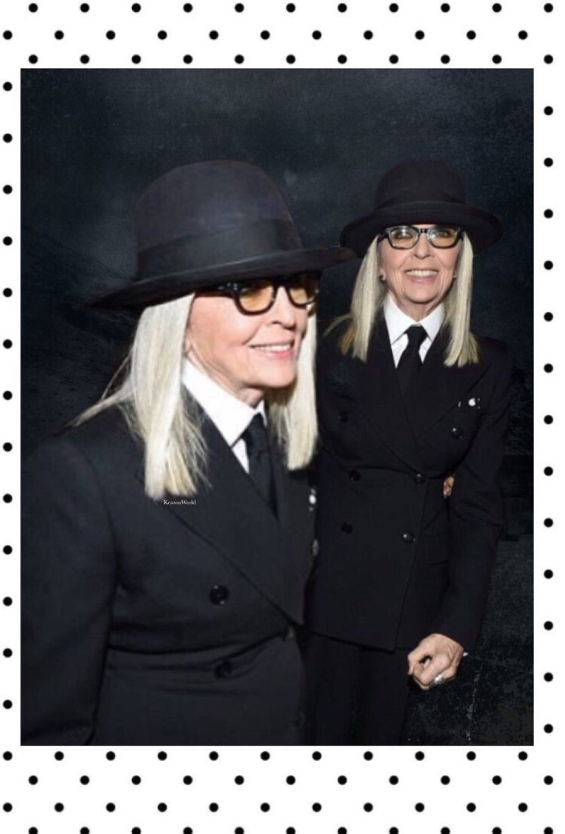 Is diane keaton dating