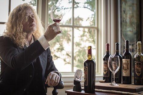 Happy Birthday! Dave Mustaine!!