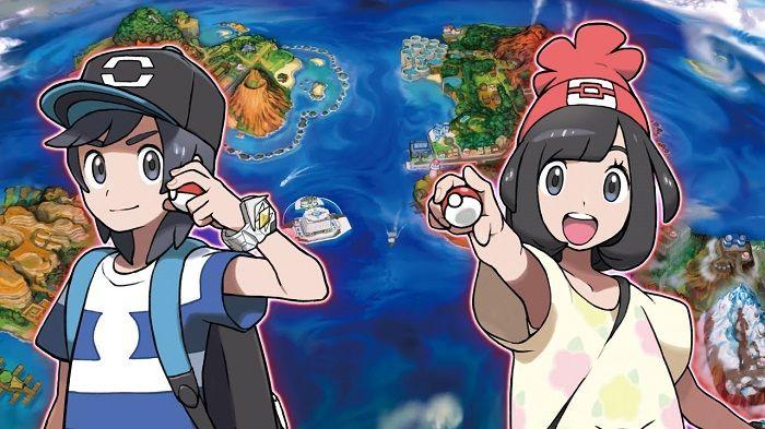 Pokemon sun and moon serebii