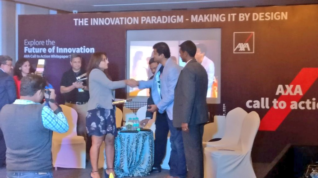 And that&#39;s a wrap for the panel discussion on #FutureOfInnovation, moderated by CEO of @KNOLSKAPE, @rajiv_jayaraman. #axacta @AXA @AXA_BS<br>http://pic.twitter.com/qNgLotBcO7