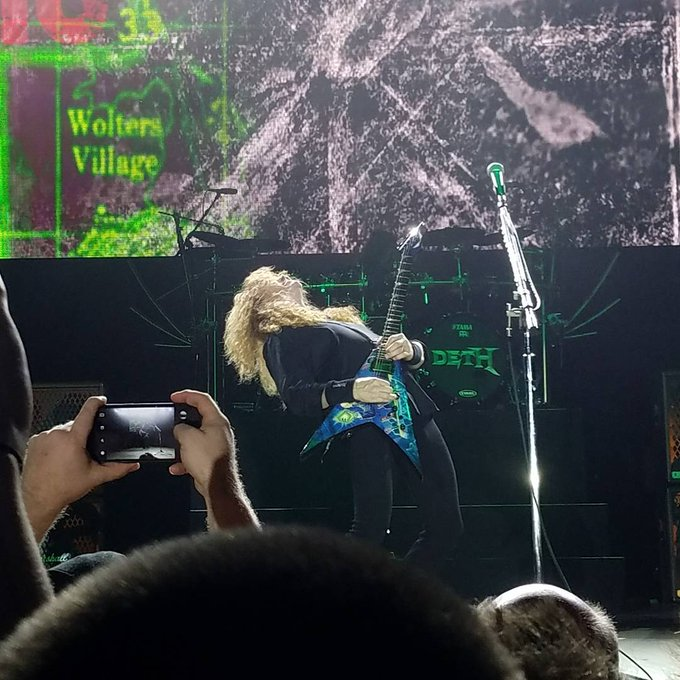 Happy birthday to one of the greatest guitarists to ever live, Dave Mustaine!