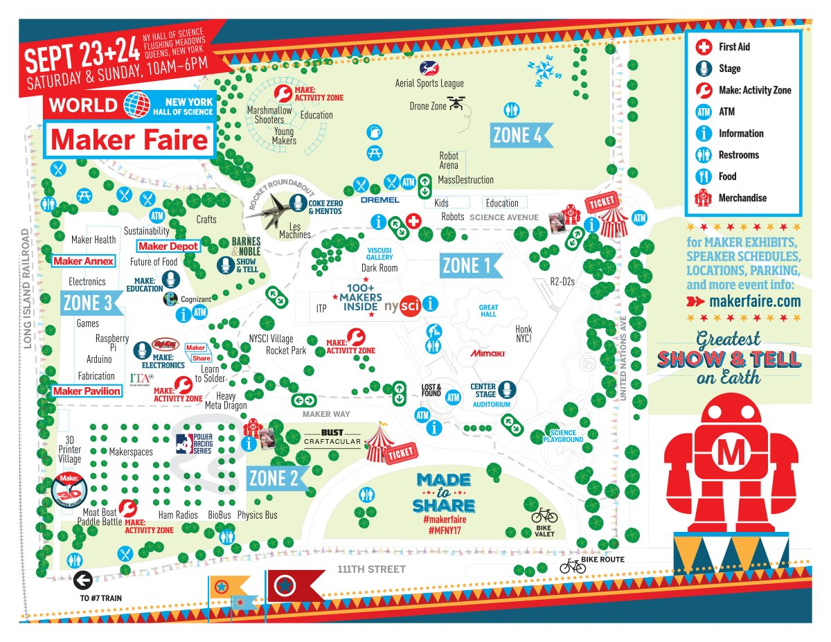 Maker Faire on Twitter: