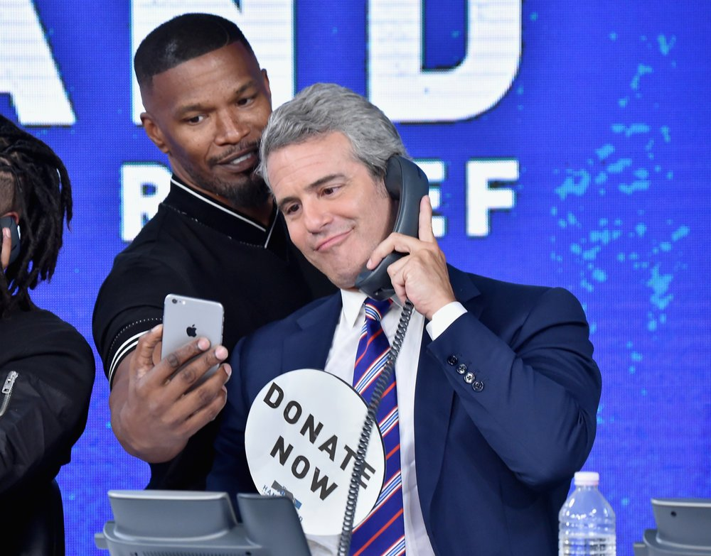 With andy cohen