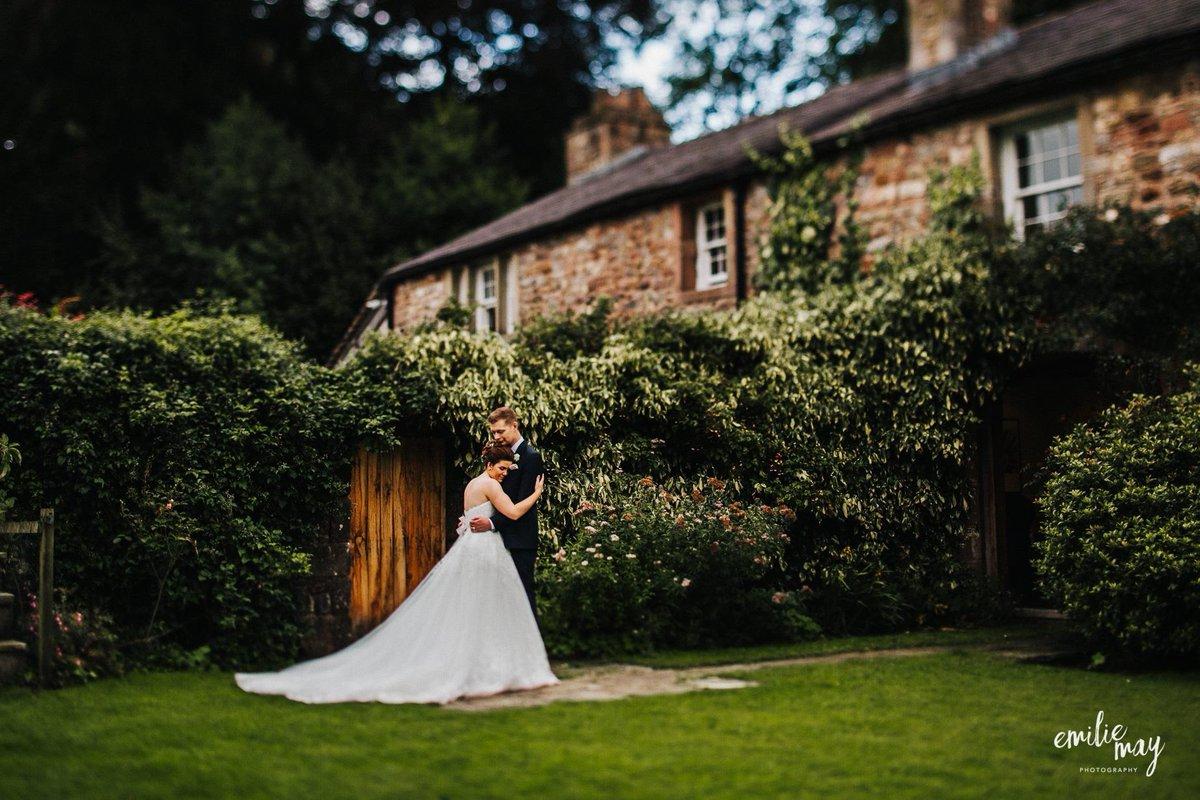 Wedding photos love