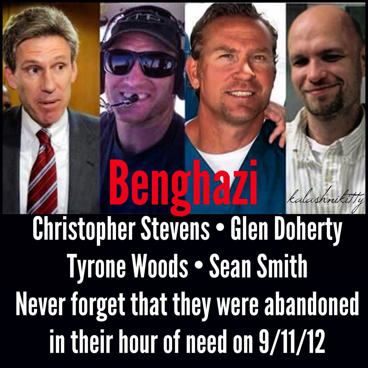 Security Contractors involved in Benghazi silenced by Hillary Clinton