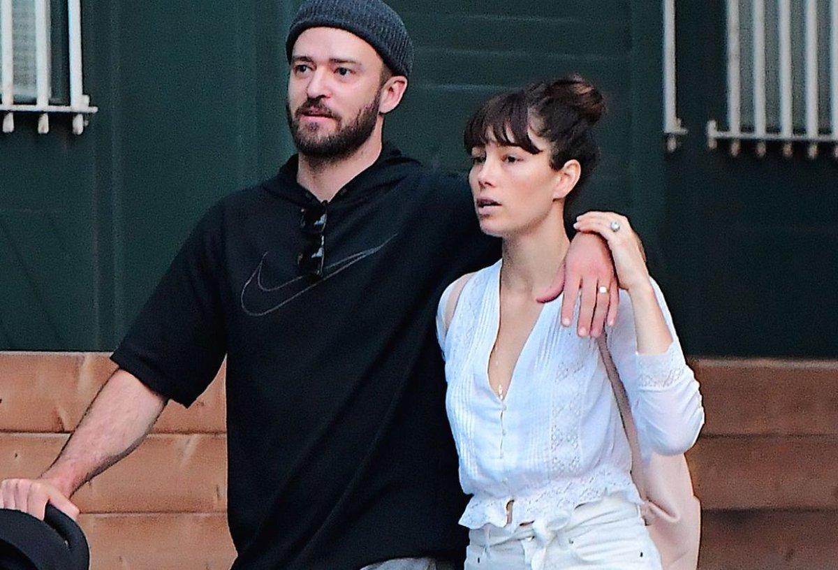 Timberlake wife