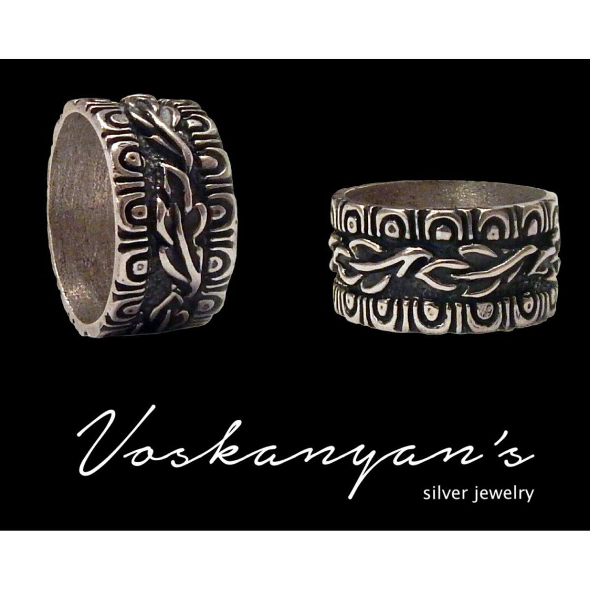 ring #Thalassa - GARNI #pagan collection On #GarniTemple mosaic is written #Ocean &amp; Thalassa (#Sea) - Mother of #Aphrodite #Voskanyans<br>http://pic.twitter.com/sXURtttobK