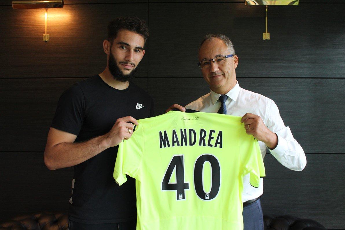 Anthony Mandrea