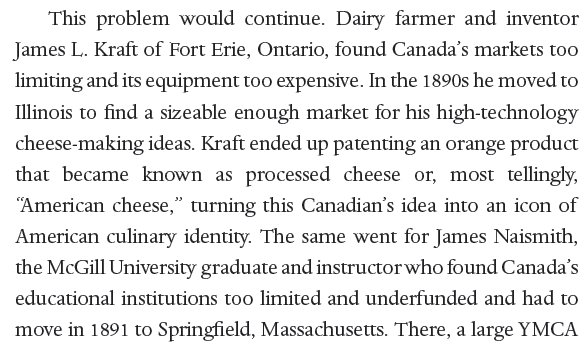 To celebrate @coreymintz's tweets on movie-theatre nacho history, a sneak preview of the orange-cheese-history content of MAXIMUM CANADA: