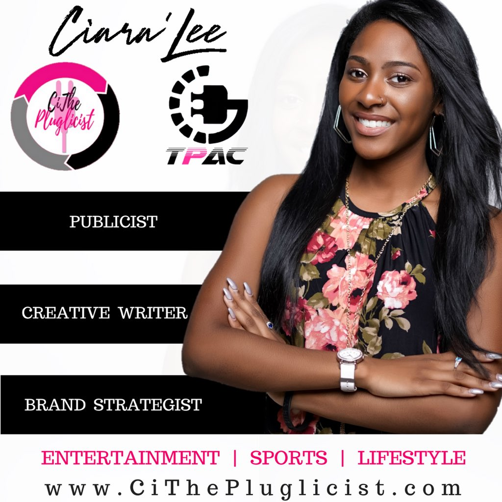 Let's connect ! #CiThePluglicist™ ✨��✍���� https://t.co/uYoRQrTwVu