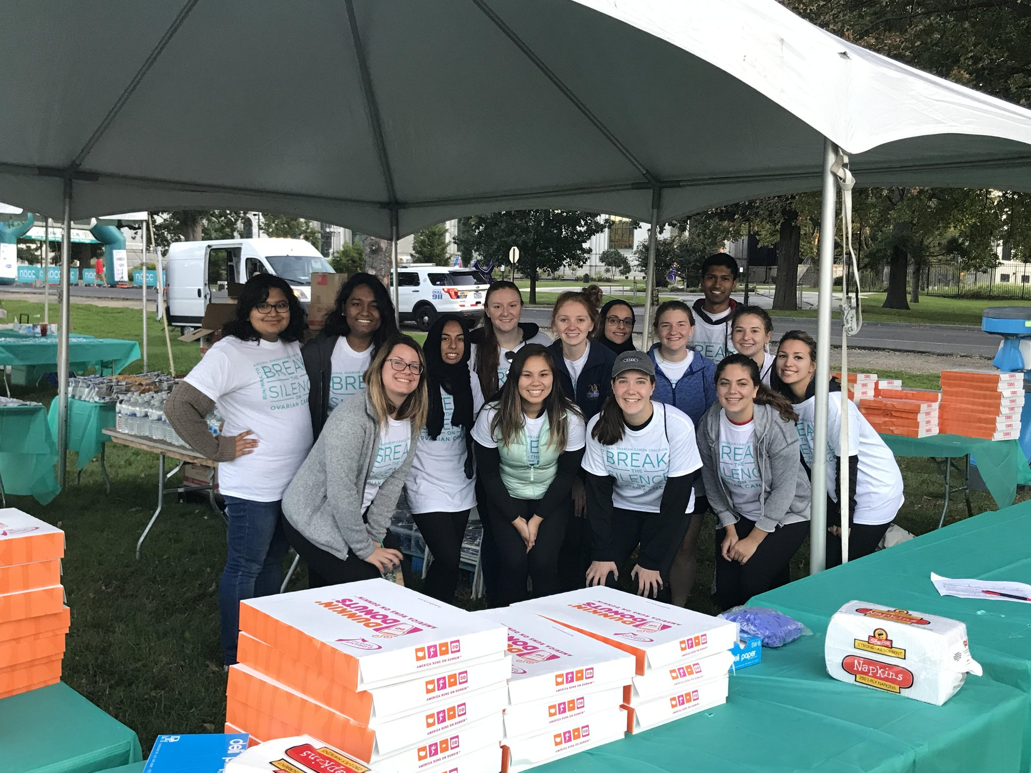 Pcom On Twitter Pcomproud The Ob Gyn And Oncology Clubs Recently Volunteered At The Nocc National S 19th Annual Run Walk Ovariancancer Noccrunwalk Https T Co Ht5nt2zp2h