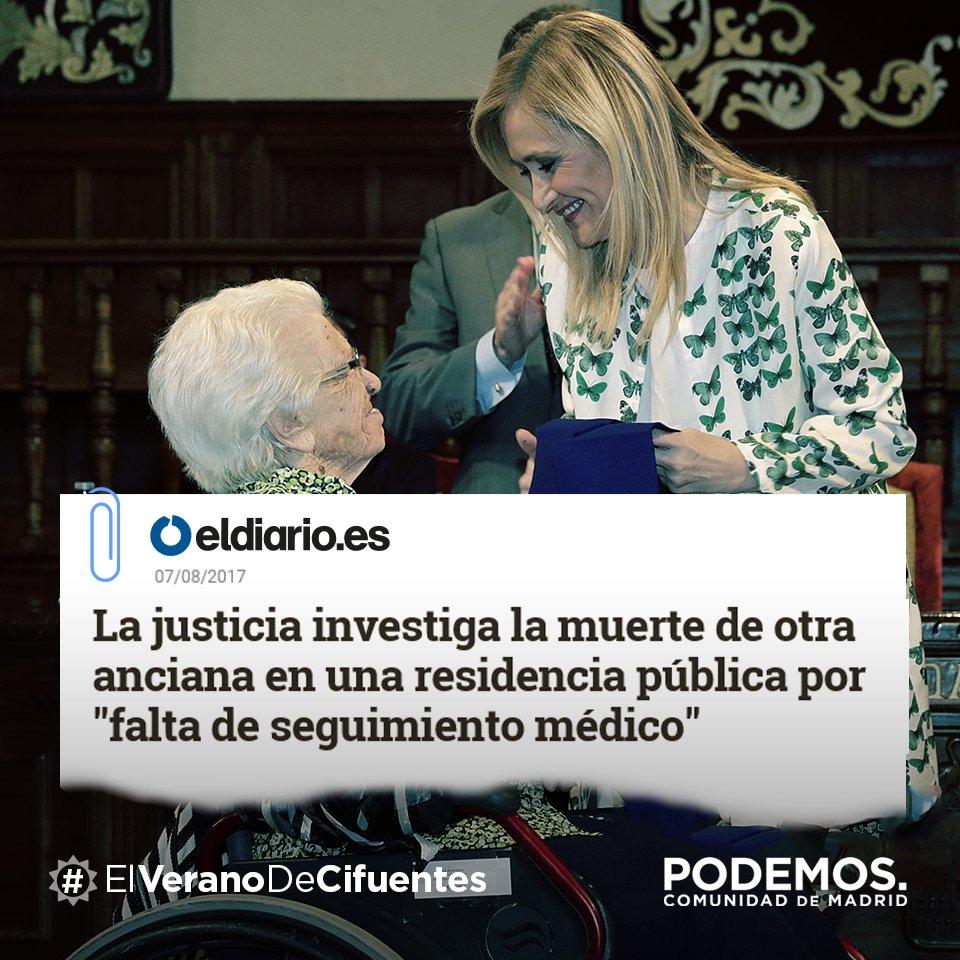 #ElVeranoDeCifuentes Latest News Trends Updates Images - TaraEscarlata