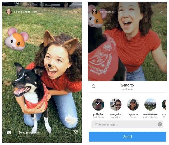 instagram lance stories info en direct news et