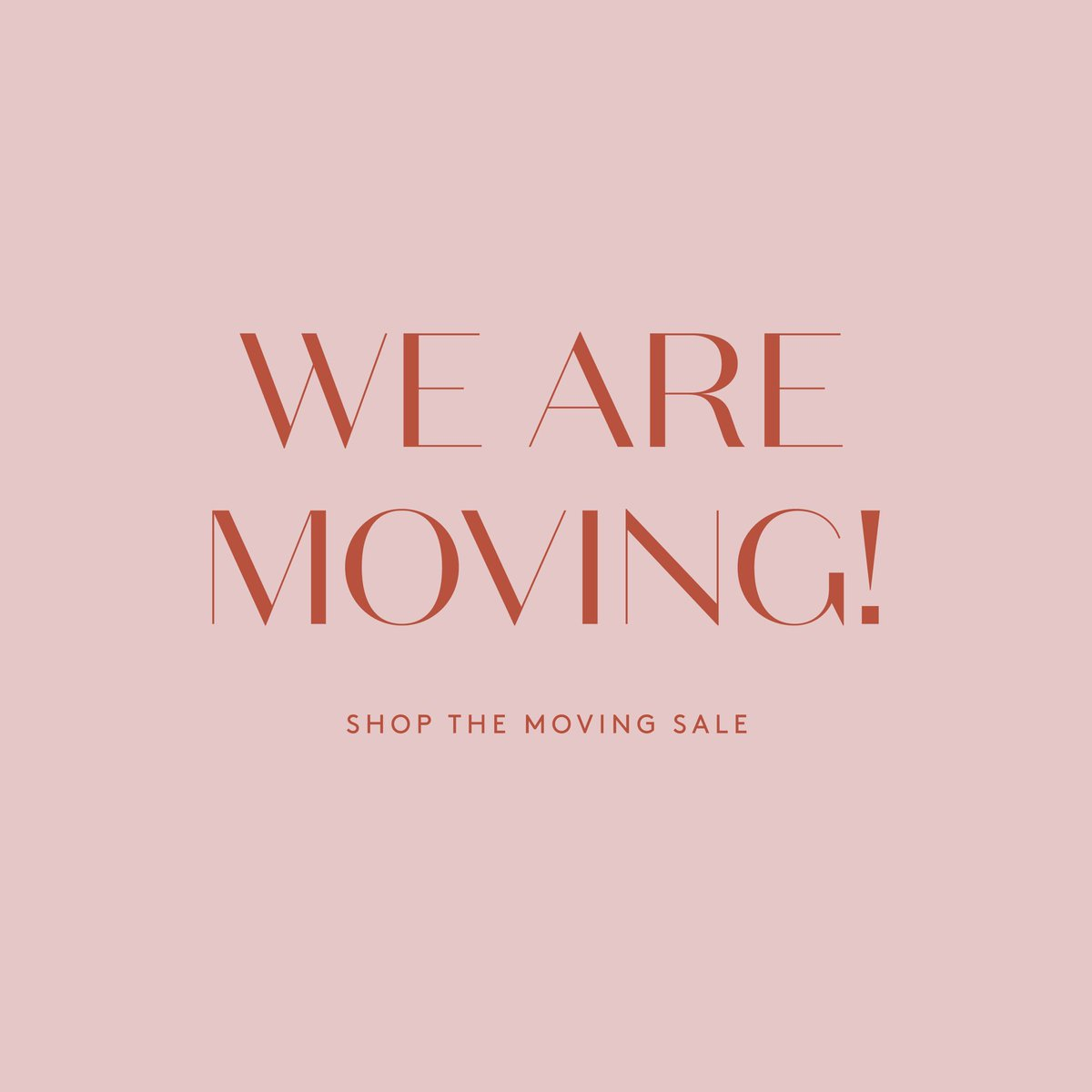 Moorea Seal On Twitter Our Storefront Is Moving Shop The