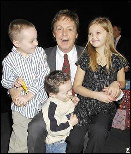 J D Young On Twitter Paul McCartneys Grandchildren
