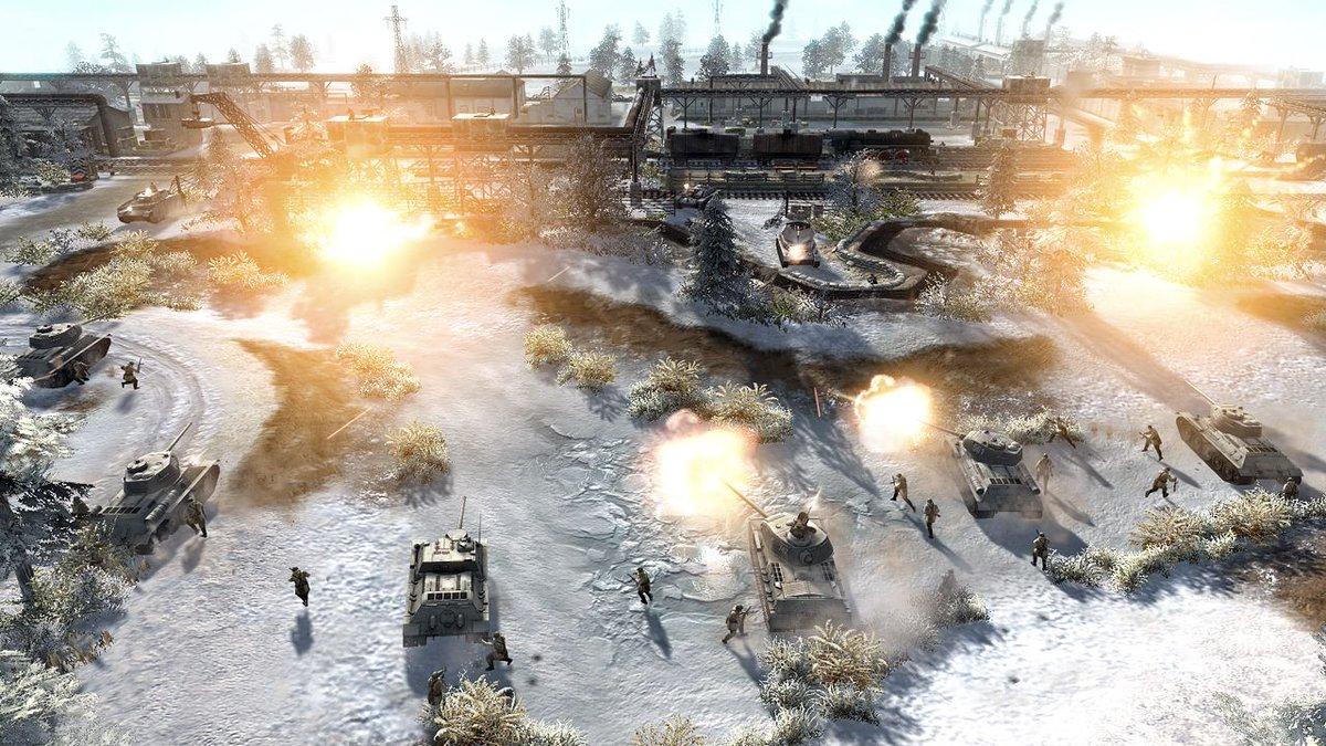 Men of war assault squad 2 cold war mod