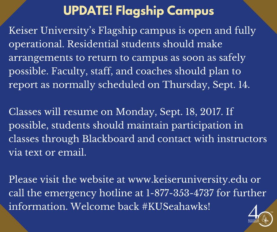 Keiser University Email >> Keiser University On Twitter Update Keiser University