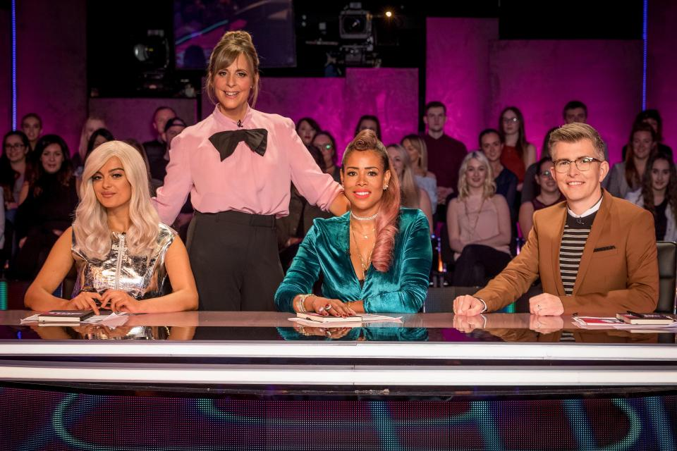 EXCLUSIVE BBC talent show #PitchBattle is axed after just one series following dire ratings https://t.co/OoEZG1CLEz https://t.co/U8OtpzBcDy