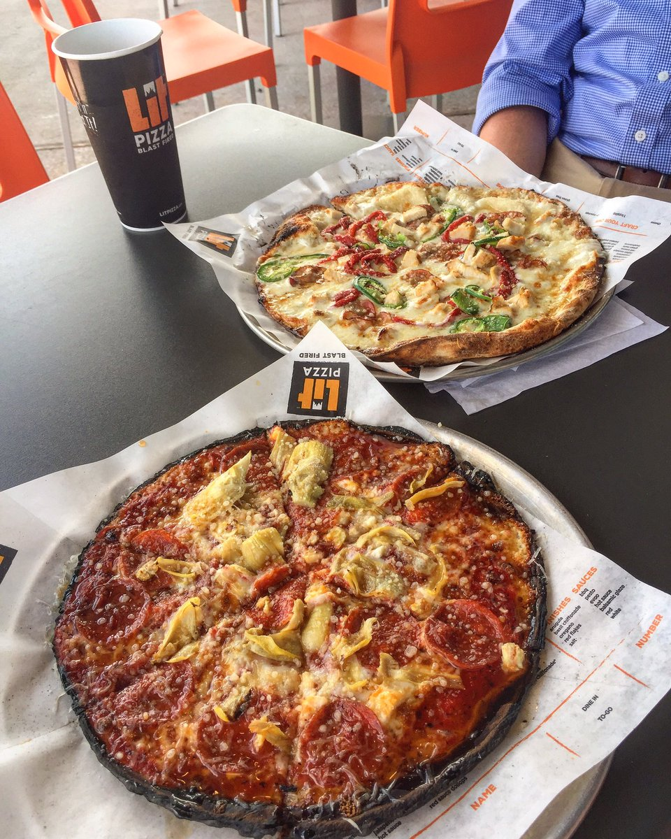 lit pizza on twitter tag your lunch date humpdayhappiness