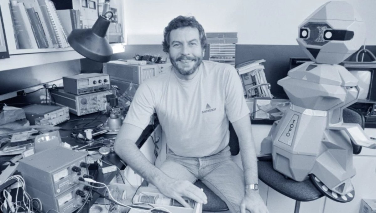 The Untold Story of Atari Founder Nolan Bushnell's Visionary 1980s Tech Incubator https://t.co/7fnVWybFuH