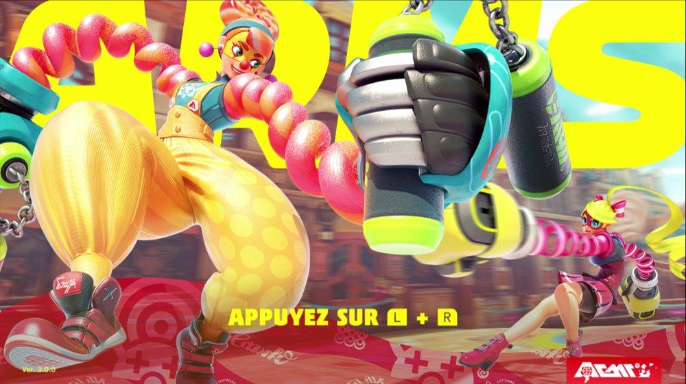 Arms (Nintendo Switch) DJo-dUqXgAEm6Cs