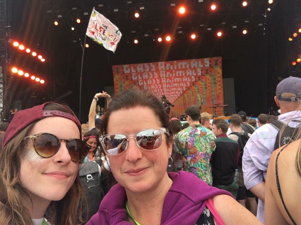 My highlight of #Glasto17 Thanks to my 19yr old daughter, who insisted we saw you at the Other Stage.  Best of luck tomorrow  x <br>http://pic.twitter.com/1M80Rldrxe