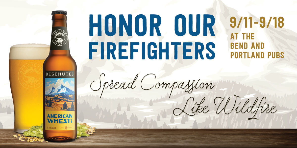 Please RT to help spread the word on how give to the Wildland Firefighter Foundation.