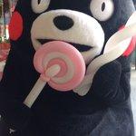 おはくま〜!早起きはモンモンモンの徳だモン☆ pic.twitter.com/ajGG0w1uY6