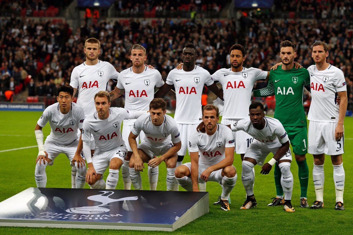 What a night! Huge performance. #championsleague #COYS<br>http://pic.twitter.com/Ztrw4UcPlb