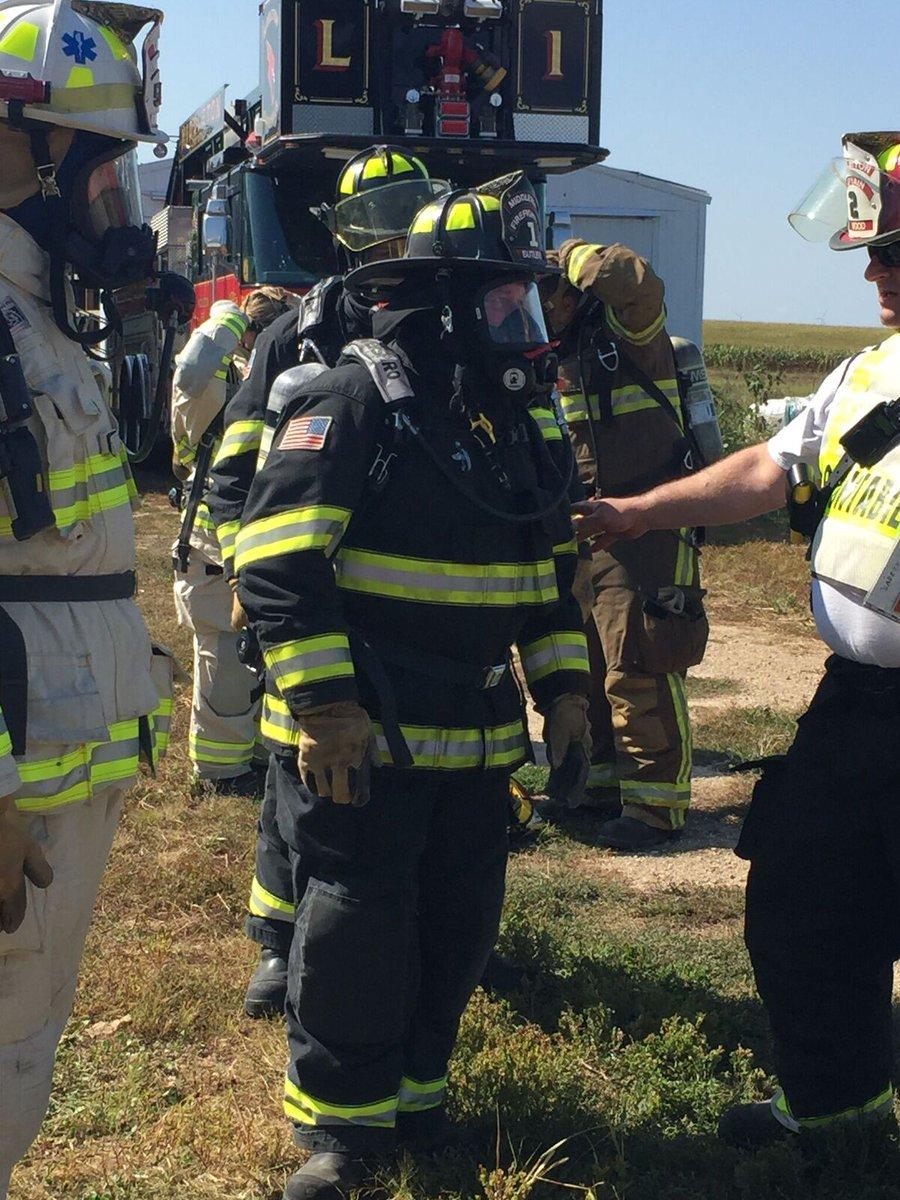 Looking firemen