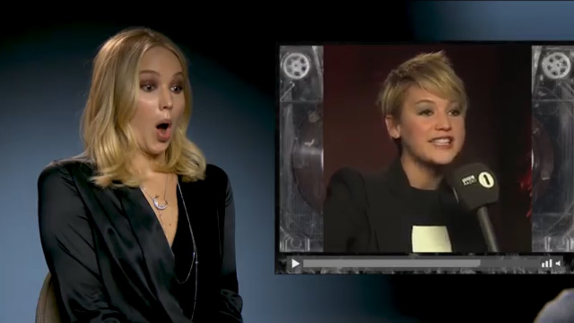 Watch Jennifer Lawrence be  brilliantly angry!   https://t.co/rKebw5xLZr https://t.co/gJadMkU3yZ