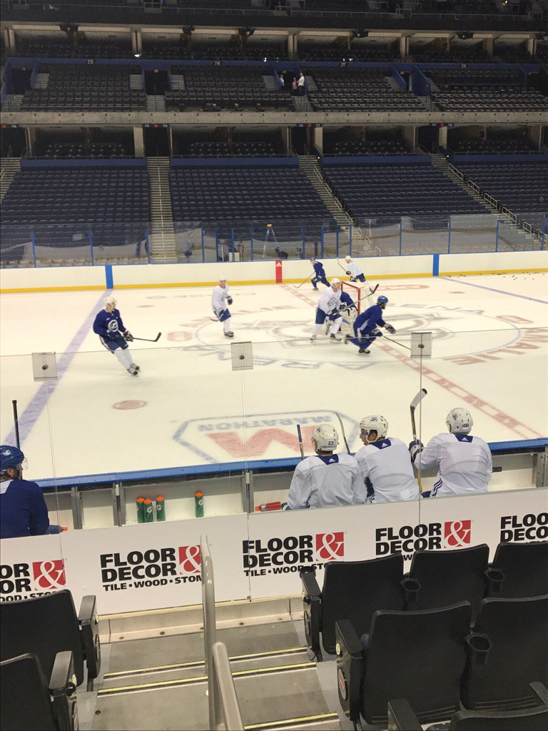 The webs best tampa bay lightning email newsletter bleacher report dailygadgetfo Images