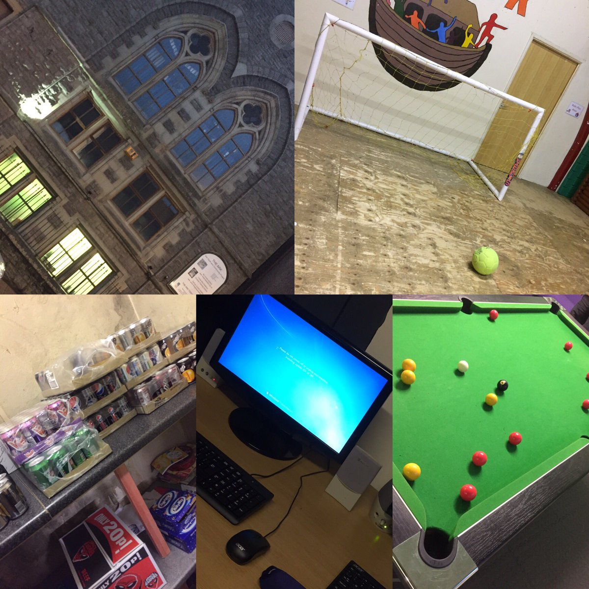 were back  #WereBack #youth #RCT #Tonypandy #StockedUp #pool #youthclub #Wednesday<br>http://pic.twitter.com/dwChjGmBlo