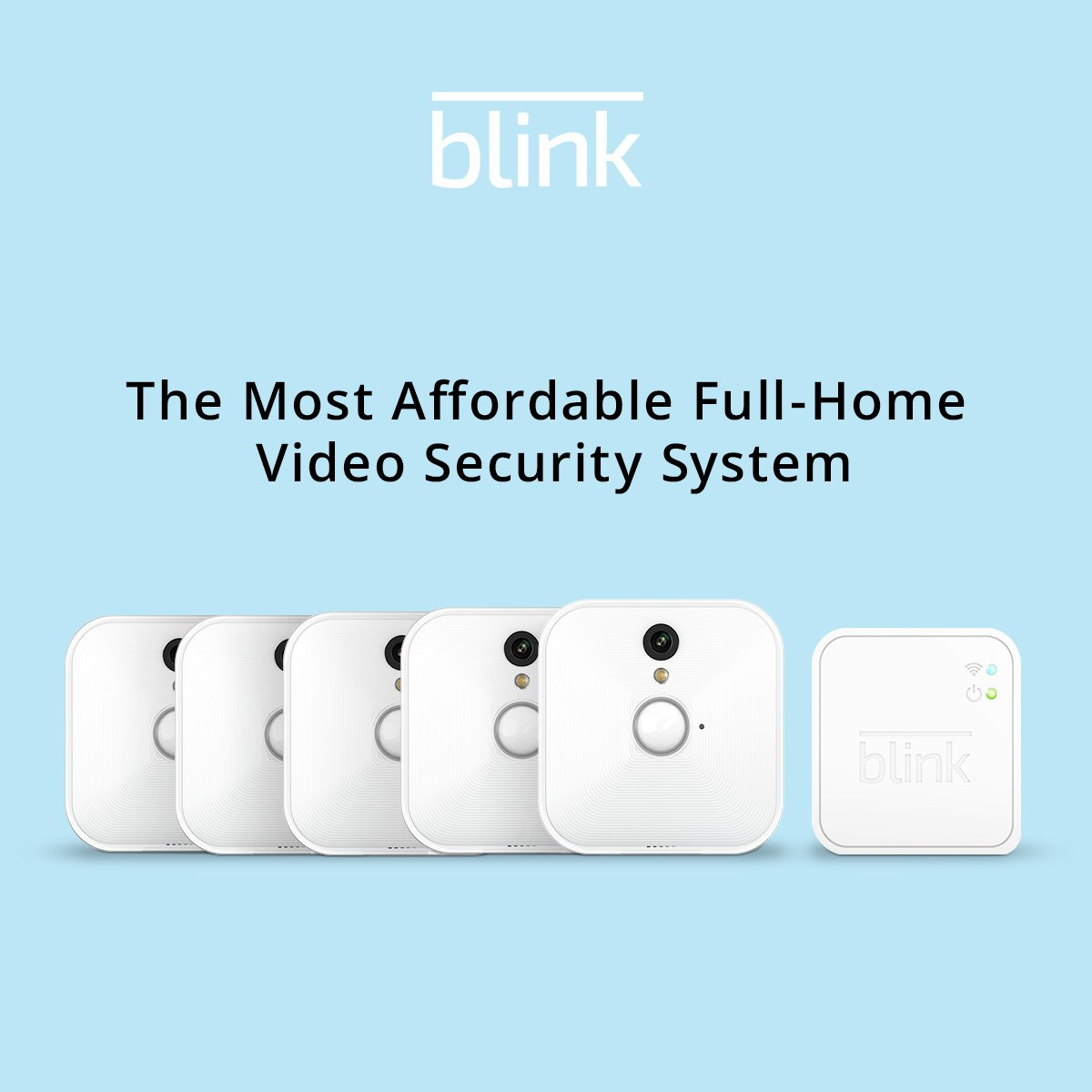 blink blinkforhome twitter the most affordable full home video security system at its lowest price ever
