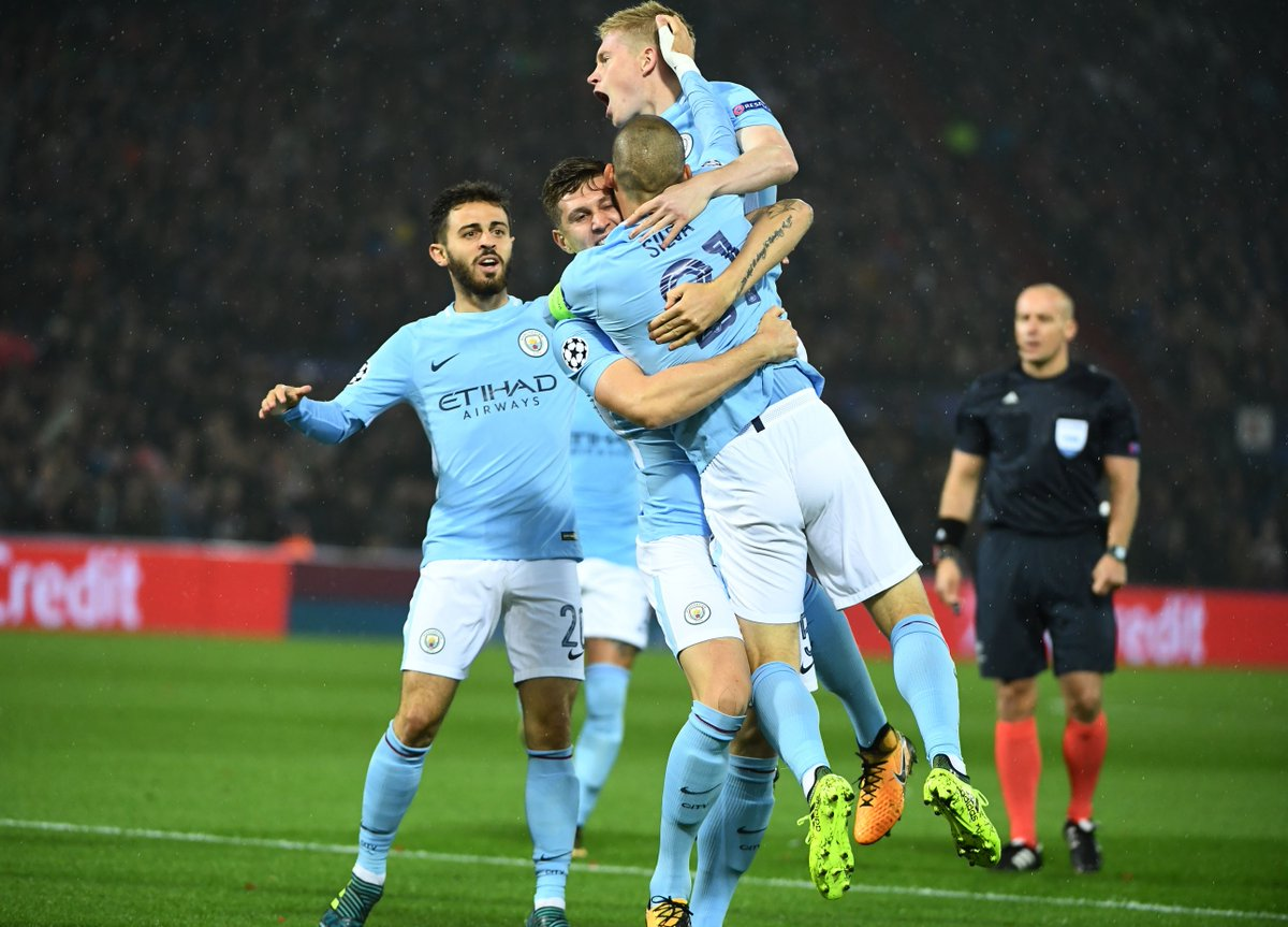 Image result for kevin de bruyne feyenoord 0-4 man city