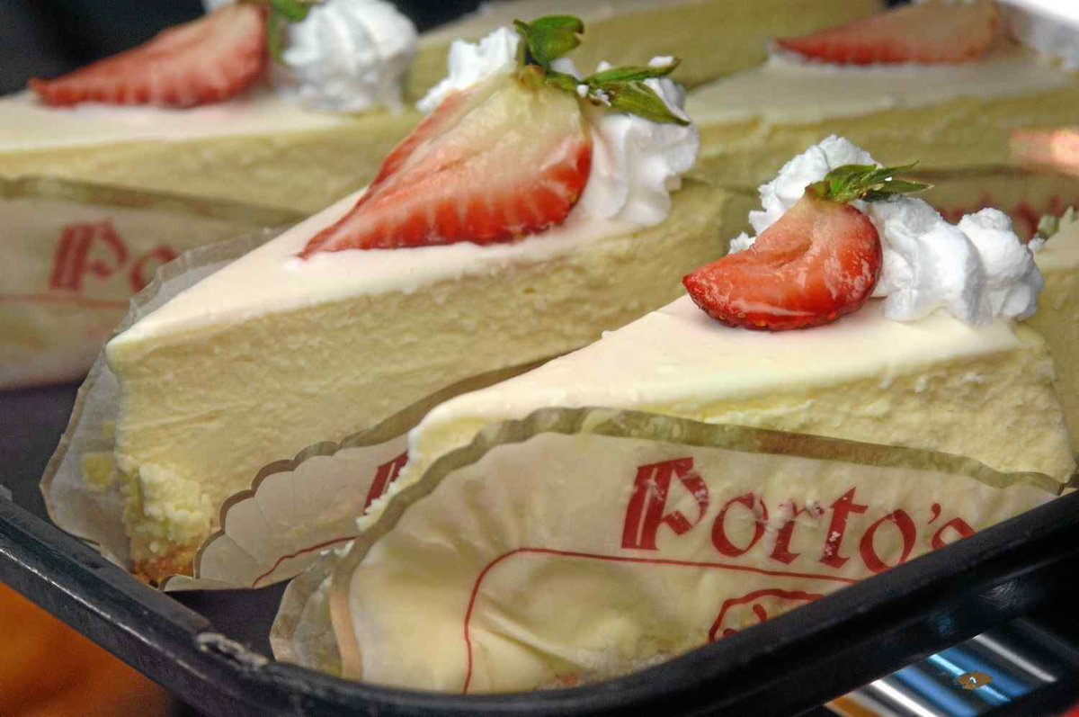 Porto's Bakery in West Covina finally a go, here's the schedule https://t.co/XSkSIjyJHn