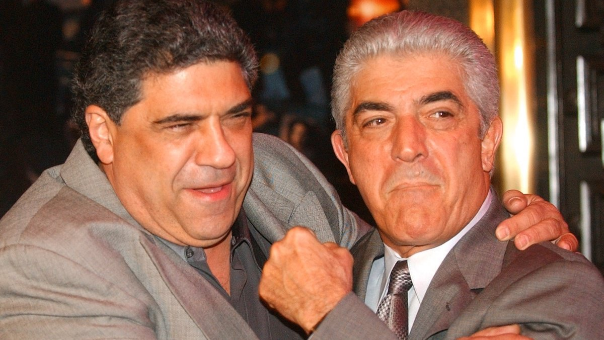 JUST IN: 'Sopranos' actor Frank Vincent dies at 78 - TMZ