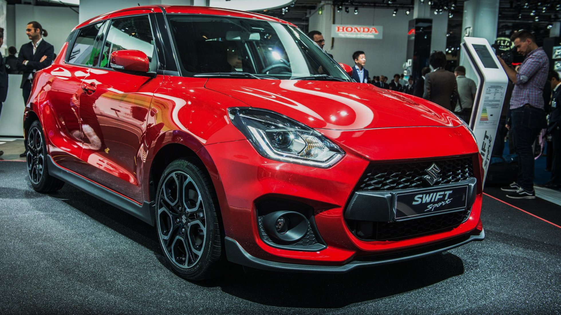 top gear on twitter latest suzuki swift sport is up on. Black Bedroom Furniture Sets. Home Design Ideas