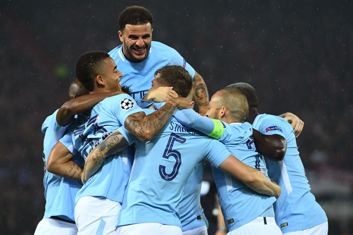 Video: Feyenoord vs Manchester City