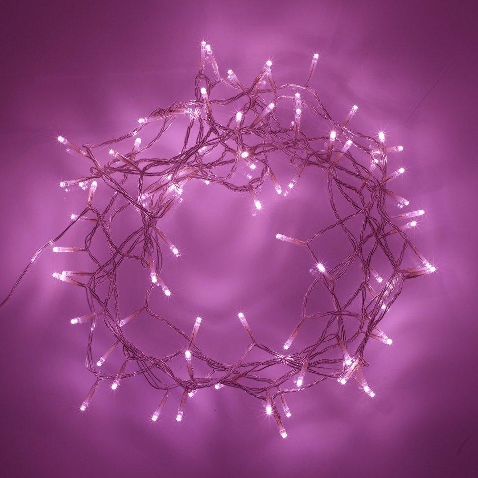 At christmas light