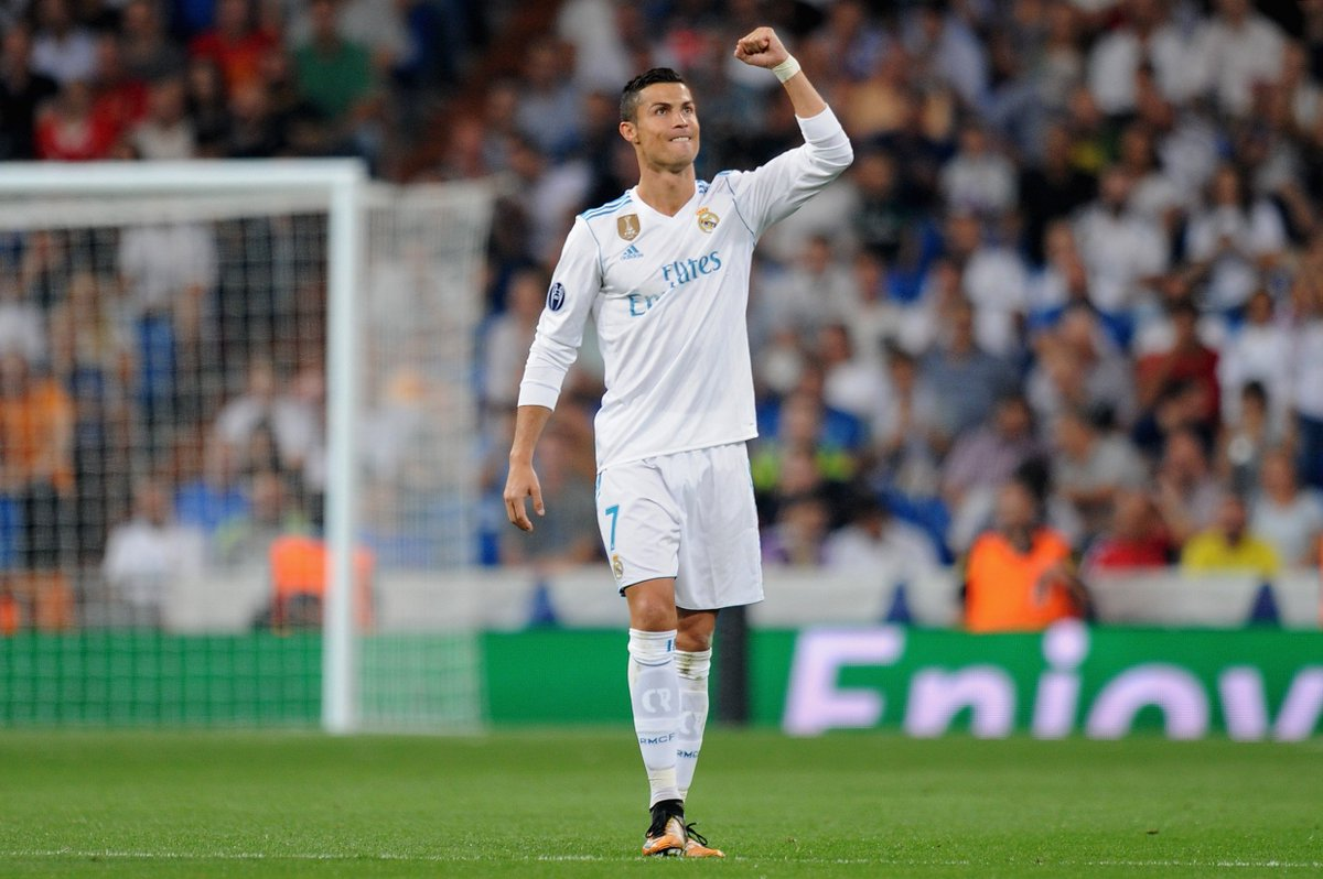 Cristiano Ronaldo Jadi Setan Di Atletico Madrid Lagi