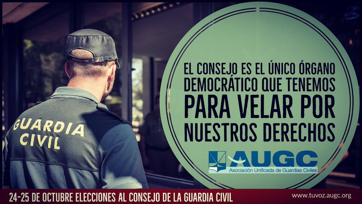 AUGC Guardia Civil on Twitter: \